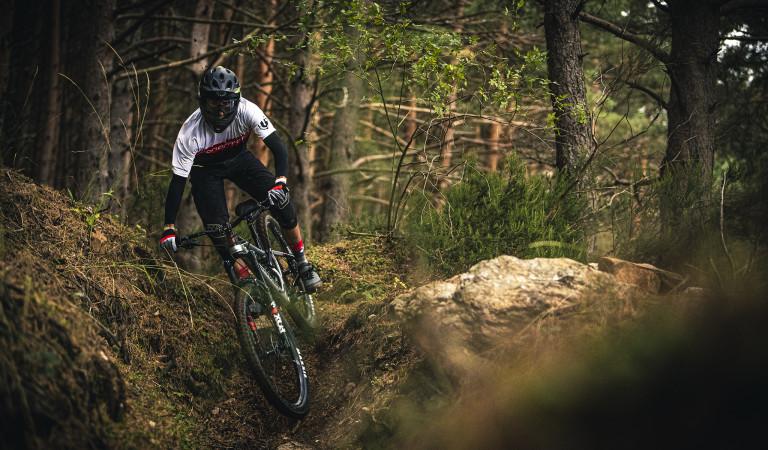 Mondraker patrocinador de La Pinilla Bike Park