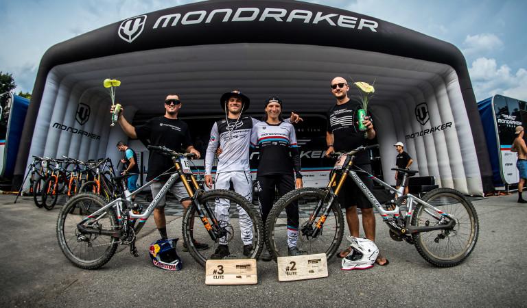 Double podium for MS Mondraker in Maribor!