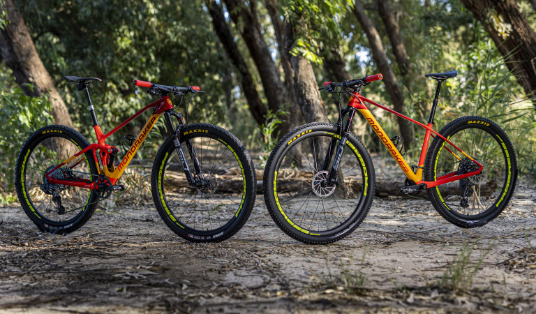 PMX RACING TEAM'S MONDRAKER BIKES FOR THE TOKYO OLYMPIC GAMES